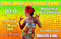 Italy: Italian Bodyart Jam Session 2018