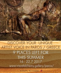 Greece: Creative Paros