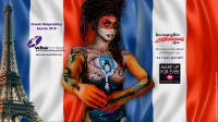 France: French Bodypainting Awards 2019