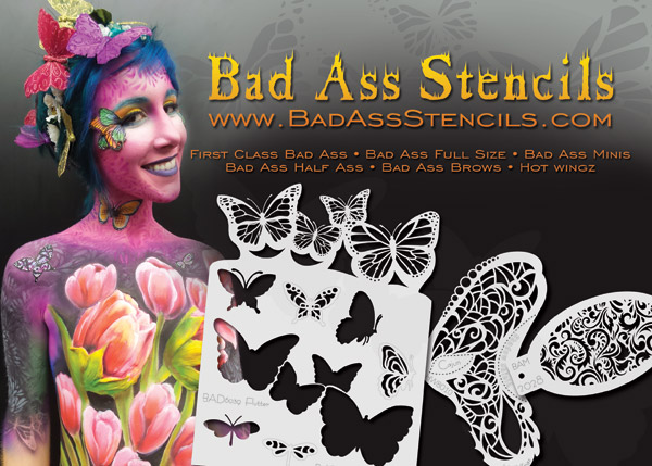 Bad Ass Stencils